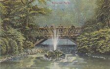 Postcard - London - Battersea Park