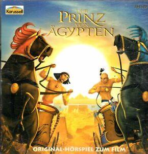 Der Prinz von Ägypten - Original Hörspiel zum Film                   ....A6