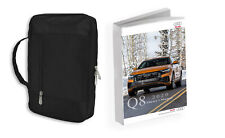 Owner Manual for 2020 Audi Q8, Owner's Manual Factory Glovebox Book