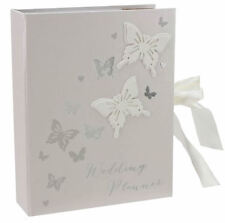 BUTTERFLY WEDDING PLANNER ORGANISER DIARY - Amore Wings of Love Gift Boxed