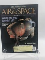 AIR & SPACE SMITHSONIAN MAGAZINE - JANUARY 2001 - NATION'S AVIATION WAREHOUSE
