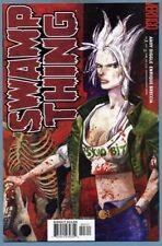Swamp Thing #3 (Jul 2004, DC [Vertigo]) Andy Diggle, Enrique Breccia