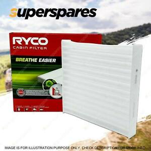 Ryco Cabin Air Filter for RENAULT Trafic X82 04/2015 - on Premium Quality