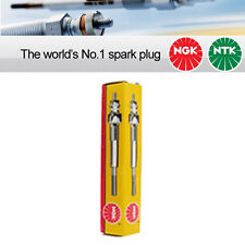 NGK Y8003J / 90784 Sheathed Glow Plug Pack of 4 Genuine NGK Components