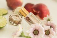 24ml Nectarine & Jasmine perfume oil long lasting fragrance attar