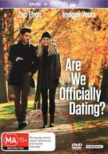 ARE WE OFFICIALLY DATING? - BRAND NEW & SEALED R4 DVD - ZAC EFRON, IMOGEN POOTS