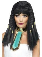 CLEOPATRA SHOULDER LENGTH BRAIDED FDC WIG WITH GOLD BEADS