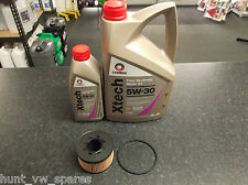 FORD MONDEO MK3 2.0 / 2.2 TDCI SERVICE KIT OIL FILTER & 6 LITRES COMMA XTECH