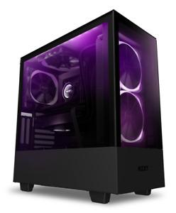 NZXT H510 Elite Premium ATX Mid Tower CPU Case with Tempered Glass - Matte Black