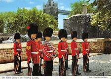 B99938 the tower guard and  tower of london military militaria  uk