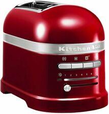 KitchenAid Pro Line KMT2204 2 Slice Toaster - Candy Apple Red