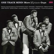 ONE TRACK MIND! MORE MOTOWN GUYS Various NEW SEALED 60s SOUL NORTHERN CD (KENT)