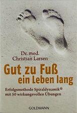 Gut zu Fuß ein Leben lang: Erfolgsmethode Spiraldynamik®...   Buch   Zustand gut