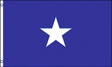 3x5 Bonnie Blue Historical Civil War 3'x5' House Banner grommets Super Polyester