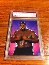 1998 WWF Comic Images Superstarz Mark Henry Rookie Wrestling Card PSA 10 WWE