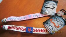 NEW YORK METS BASEBALL GAMEWEAR  BRACELET His And Hers