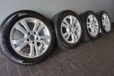4 Winterräder Winterreifen 205/55 R16  Mercedes Benz C-Klasse W204 7,5mm Pirelli