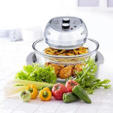 Oil-Less Air Fryer Kitchen Big Boss 1300 Watt 16 Quart Energy Efficient Bake New