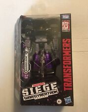 Transformers War For Cybertron Siege WFC-S41 Barricade Deluxe Class NEW MIB