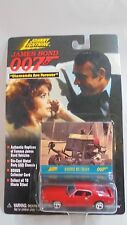 Johnny Lightning James Bond 007 Diamonds Are Forever '73 Mustang red MIB