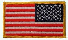 DISABLED AMERICAN VETERANS US FLAG REVERSE DAV Army Navy Air Force Marines