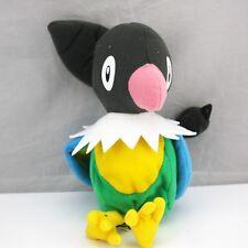 "Nintendo Pokemon Plush Soft  Bird Doll CHATOT 7"" Toy  Diamond Pearl Series 4"