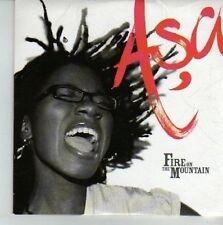 (CU872) Asa, Fire On The Mountain - 2008 DJ CD