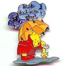 Disney Magical Musical Moments Black Little Rain Cloud  Pin