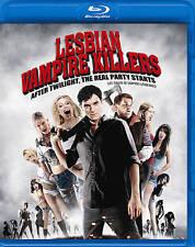 Lesbian Vampire Killers Blu-ray (Alliance Films)