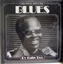 Baby Doo - The Truth About The Blues LP Mint- Hot Shot 1 Vinyl 1986 Private