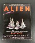 ALIEN Movie PHOTO NOVEL Full Color Book ANOBILE Vintage 1979 Avon Books