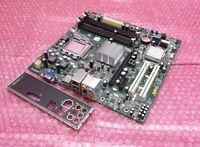 Dell N826N 0N826N LGA775 Socket 775 DDR2 VGA PCI-E Motherboard and Backplate