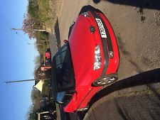 1999 PEUGEOT 306 CABRIOLET RED NOW WITH 12 MONTHS MOT