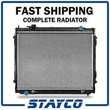STAYCO Radiator 1778 for Toyota Tacoma 1995-2004 2WD L4 2.4L/2.7L/3.4L