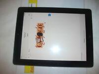Apple iPad 2 9.7in 16GB Wi-Fi Tablet - Black***ID LOCKED***