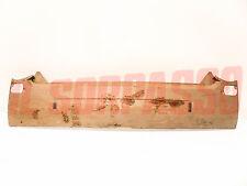 RIVESTIMENTO ANTERIORE FRONTALE CALANDRA INFERIORE  FIAT 124  COUPE 1 SERIE