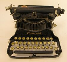 Vintage Corona 3 Portable Flip Top Typewriter 601777