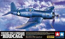 Tamiya 60324 1/32 U.S Aircraft Model Kit Vought F4U-1 Corsair MK1 Birdcage WWII