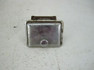 1946 1947 1948 Dodge Desoto Plymouth Ashtray Ash Tray Cigarette Receptacle OEM