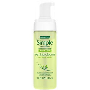 Simple Foaming Cleanser - 5 fl oz (148 ml)