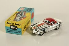 Corgi Toys 304 S, Mercedes-Benz 300 SL Hardtop Roadster, Mint in Box     #ab2248
