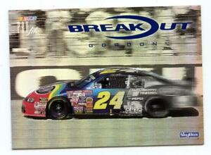 1997 Skybox Profile Jeff Gordon Breakout Card #B1 B1 NASCAR Racing