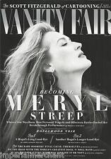 Vanity Fair magazine Meryl Streep Michael Ovitz Al Sharpton Sumner Redstone