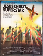 Cinema-affiche originale - JESUS CHRIST SUPERSTAR -120x160- norman jewison