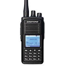 Walkie Talkie ZASTONE D900 digital FM Radio UHF 400-470MHz Portable Transceiver