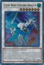 Clear Wing Synchro Dragon (LEDD-ENC29) - Ultra Rare - 1st Edition