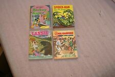 Lot Of 4 Whitman Big Little Books 5769, 5770, 5774, 5779