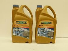 7,66€/l Ravenol ATF 5/4HP Fluid 2 x 4 L Automatikgetriebeöl für ZF 4- / 5-Gang
