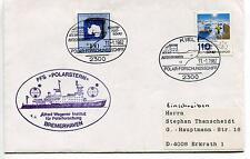 PFS Polarstern Alfred Wegener Institut Bemerhaven Kiel Polar Antarctic Cover
