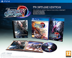 The Legend of Heroes: Trails of Cold Steel IV Frontline Edition (PS4) NEW & UK